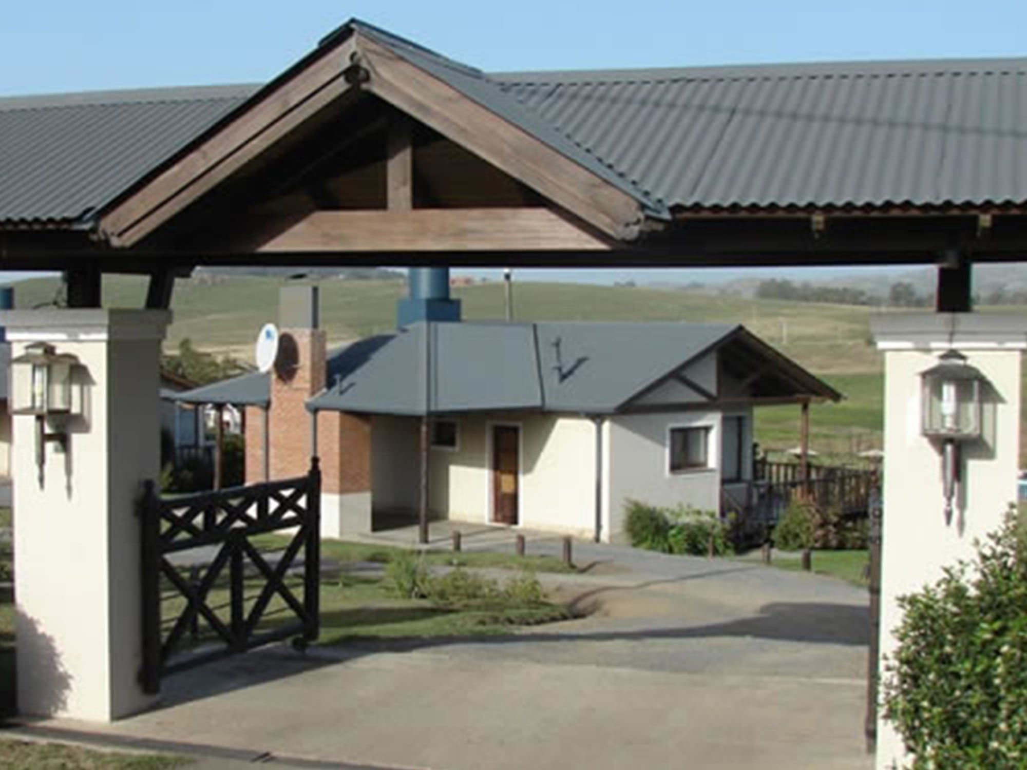 Cabañas La Cartuja | Cabañas Exterior